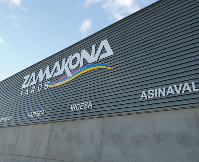 Talleres Zamakona Yards Canarias