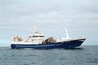 Barco de pesca Challenger