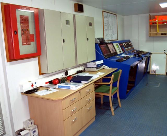 Sala de maquinas Clara Campoamor