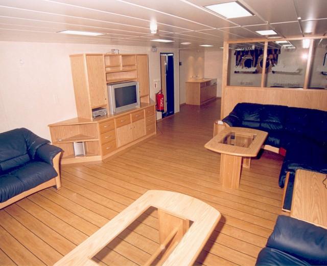 Sala de estar Ocean Quest