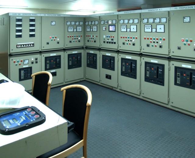 Control Sala Maquinas Viking Discovery