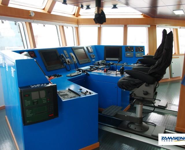 Vos Voyager - Control Bridge